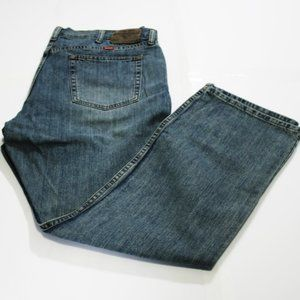 Wranglers Comfort Fit Jeans Premium Denim